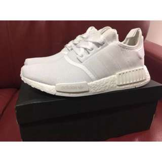Adidas NMD R1 Sneakers Shoes (All Sizes) Triple White and Other Colours Available