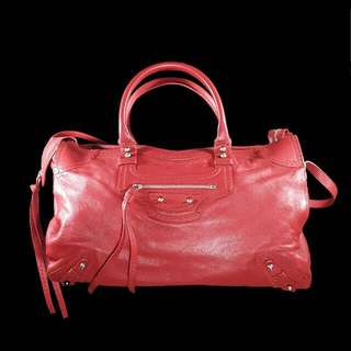 Balenciaga Riva Line City Bag