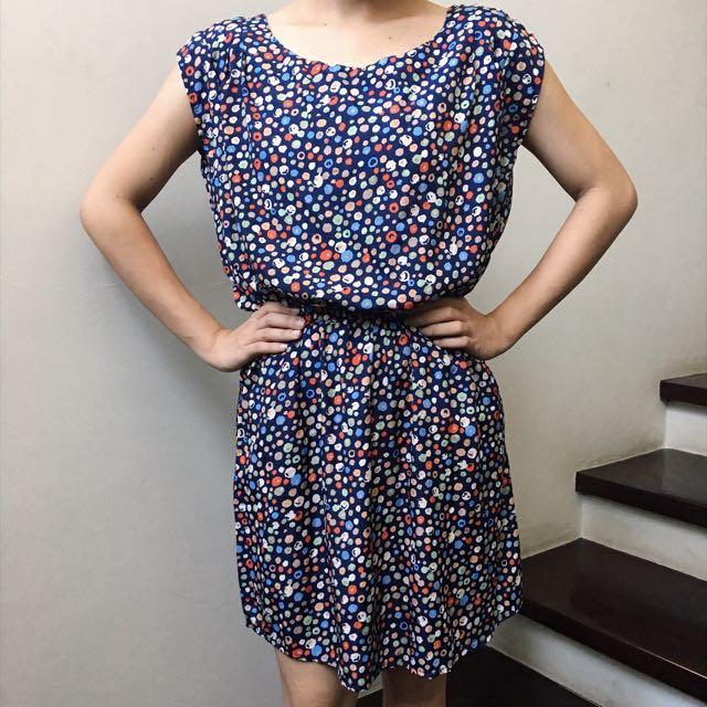 015 Polka Dot Dress