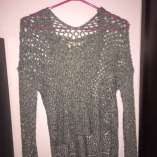 ABERCROMBIE GIRLS KNIT SWEATER SHIRT NEW