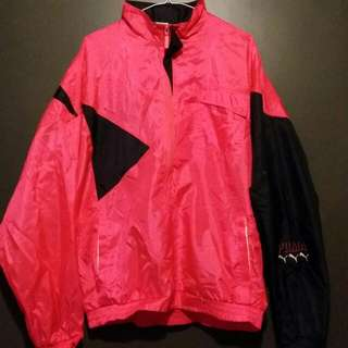 Vintage Puma Windbreaker Jacket