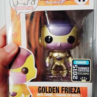 Golden Frieza Funko Pop