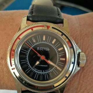 Very Rare Boctok watch.Russian made.