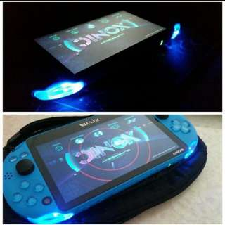 PS Vita L & R Button LED Mod