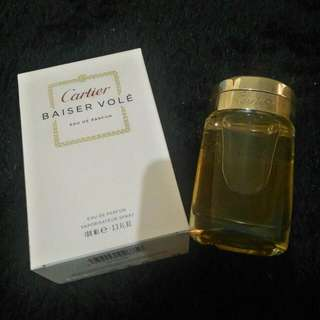 Perfume Cartier Baiser Vore