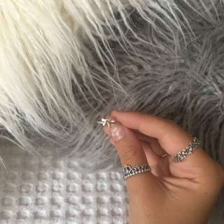Karen Walker Bow Ring