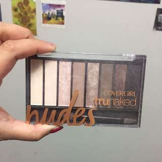 Covergirl Nude Pallette