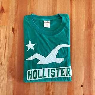 🚚 Hollister 海鷗 T-shirt