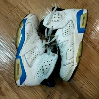 Air Jordan VI Retro Sport Blue