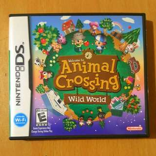 Animal Crossing for Nintendo DSi