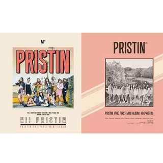 PRISTIN - HI! PRISTIN Album