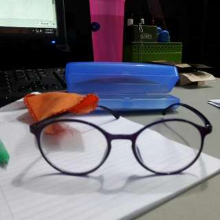Kacamata Minus 2.25