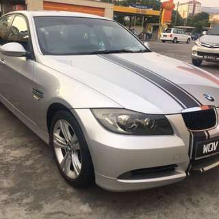 BMW E90 Sports