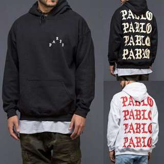 The Life Of Pablo I Feel Like Pablo Sweatshirt Kanye West Hoodie