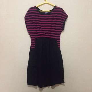 Dress Stripes Pink
