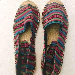 圖騰民族風懶人鞋