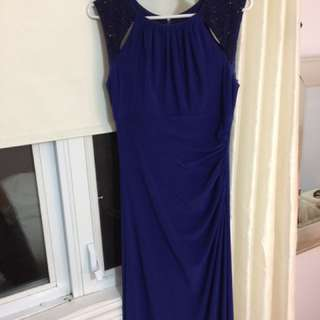 BA Nites Evening Dress