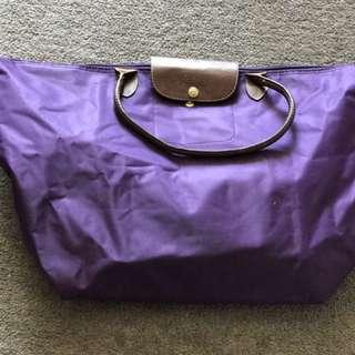Longchamp *Purple Large