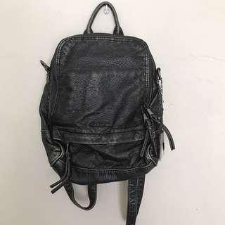 Authentic Carlo Rino Backpack/Crossbody Bag