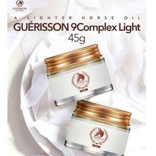 Guerisson 9 Complex Cream Light (45g)