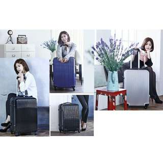 "Korea Brand Luggage 20'inch & 24""inch (3 colors)"