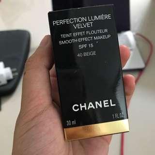 Chanel Perfection Lumiere Velvet - 40 Beige