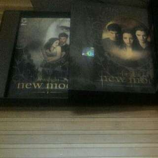 Eclipse disc deluxe edition New Moon disc deluxe edition  ❤3 dics for each box ❤LIMITED edition