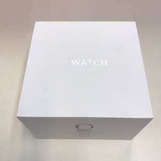 Apple watch 38mm 316L Stainless Steel Red Sport