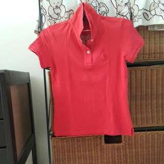 Red Original Polo