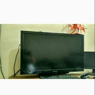 Tv LCDPanasonic 32inci Mulus