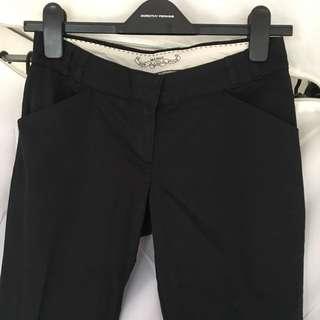 MNG (Mango) Black Pants