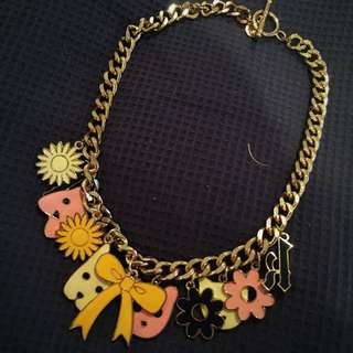 Karen Walker Charm Necklace