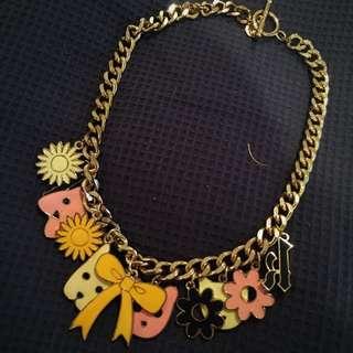 Karen Walker Charm Necklace