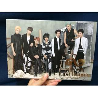 INFINITE/日版Last Romeo(初回限定盤B)