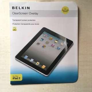 Belkin iPad 2 Screen Protector