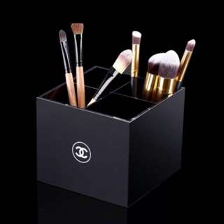 Instock Chanel Make-Up Brush Storage Compartment