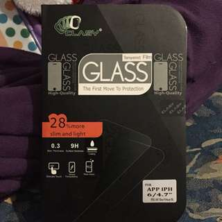 iPhone 6 Tampered Glass Privacy Screen Protector