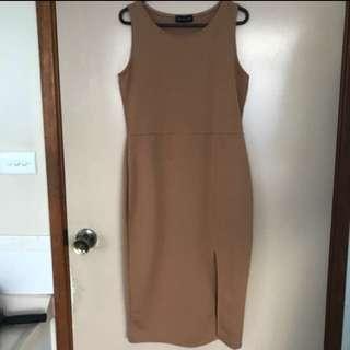 Pretty Little Thing Split Dress