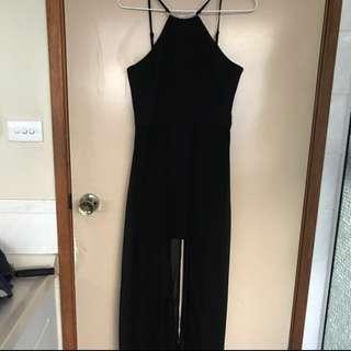 Limited Edition Valleygirl Black Dress