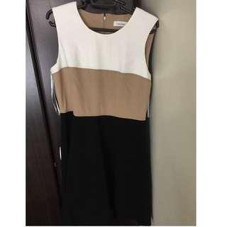 Calvin Klein Corporate dress