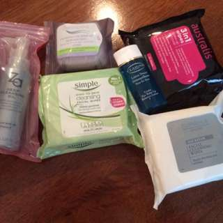 Make-up Remover Wipes