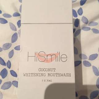 Hi Smile Coconut Mouth Wash
