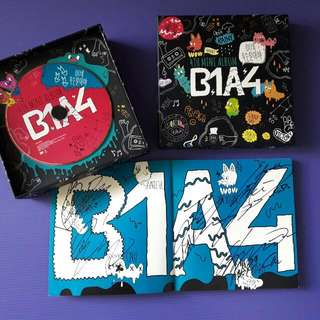 SIGNED B1A4 What's Happening