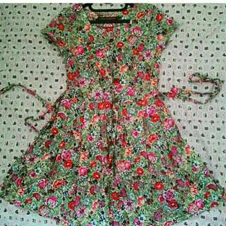 Flower Dress Lunamaya