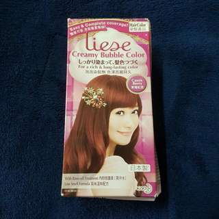 Liese Bubble Hair Color (Cassis Berry)