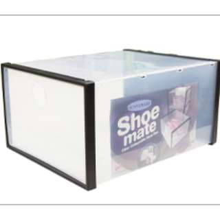 2 for 250 M Shoemate Sunnyware shoe mate shoe organizer shoe box