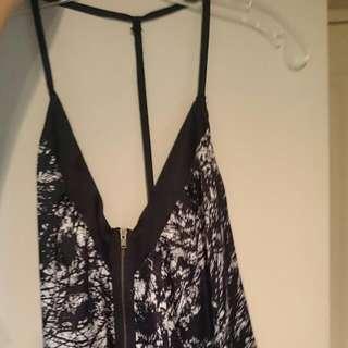Pagani Size 8 Silk Top