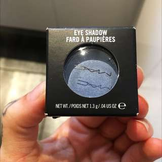 Light Blue Eyeshadow Mac