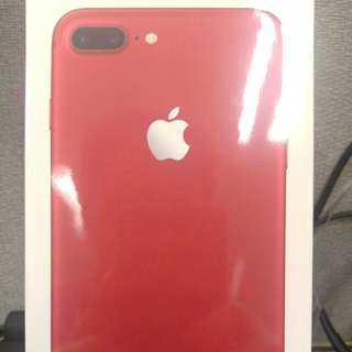iPhone 7 Plus 128GB Red Version
