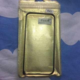 Bumper List Gold Iphone 6/6s
